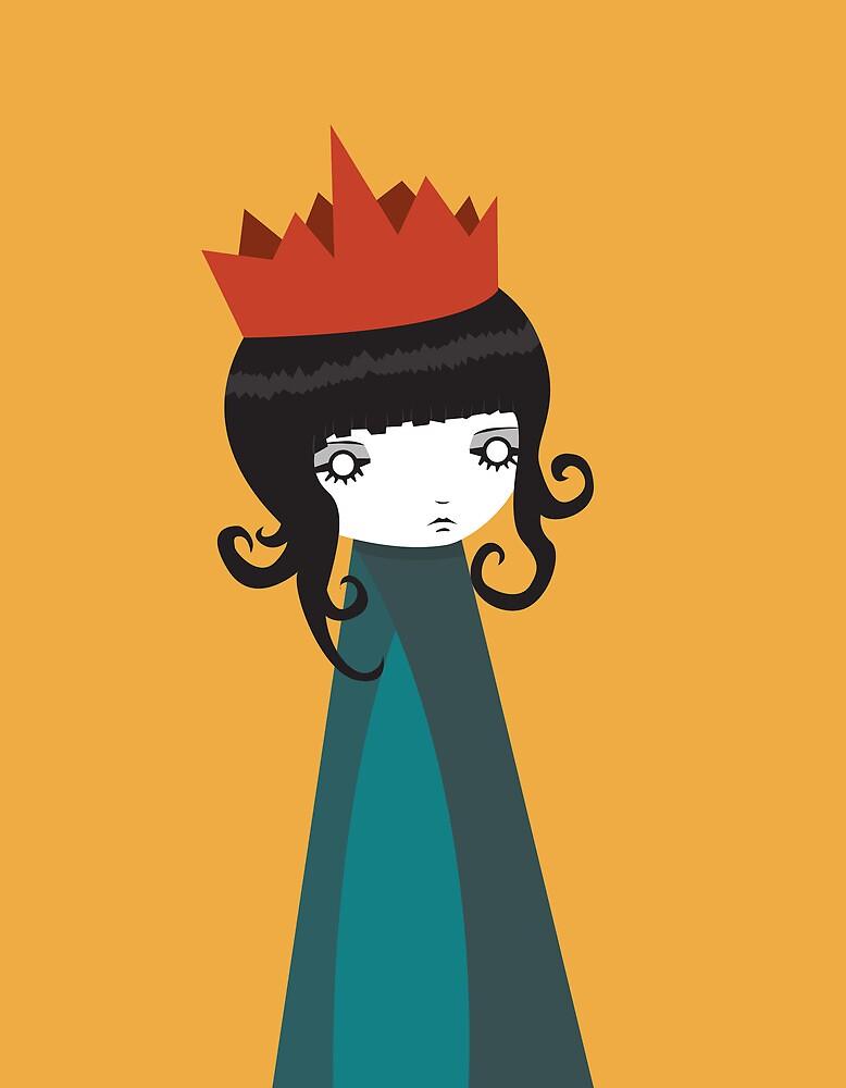 Queen by volkandalyan