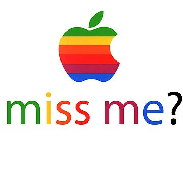 Vintage Apple - Miss Me? by DennisNewsome