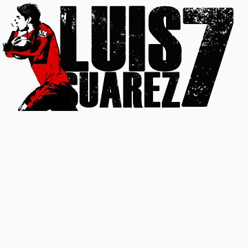 suarez by MALIQ