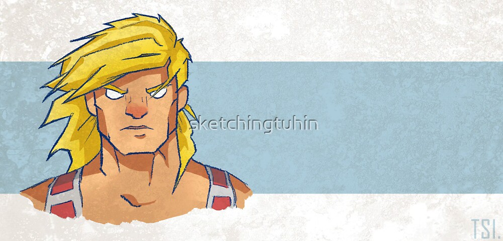 HE MAn by sketchingtuhin