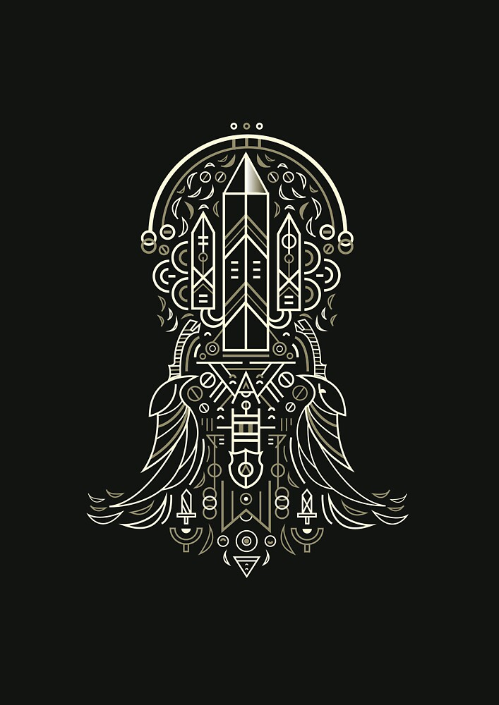 Eminence Crest by EminenceStore