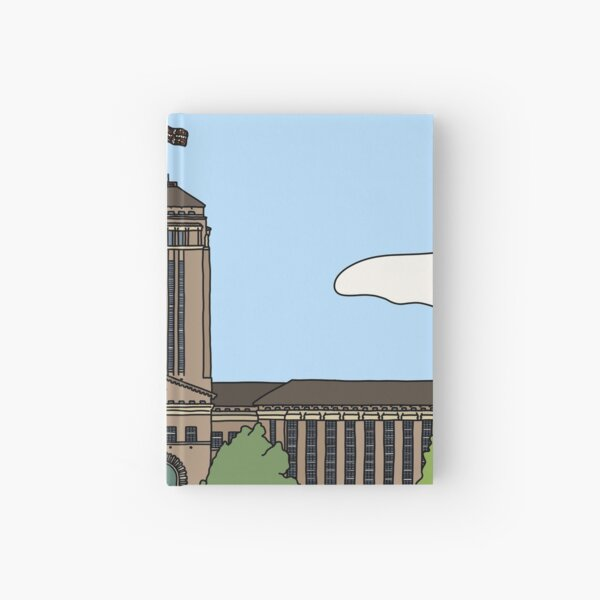 University Library - Cambridge struggles Hardcover Journal