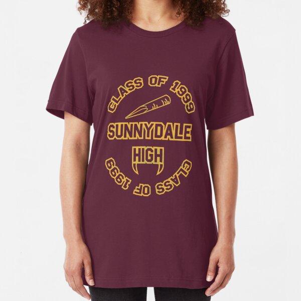 Sunnydale Class of 1999 Slim Fit T-Shirt