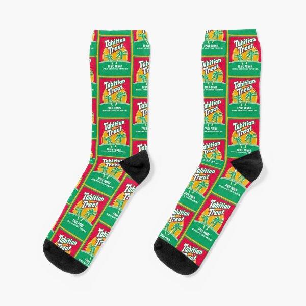 Tahitian Treat Fruit Punch Socks
