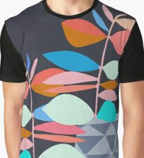 Plants and Pots Graphic T-Shirt