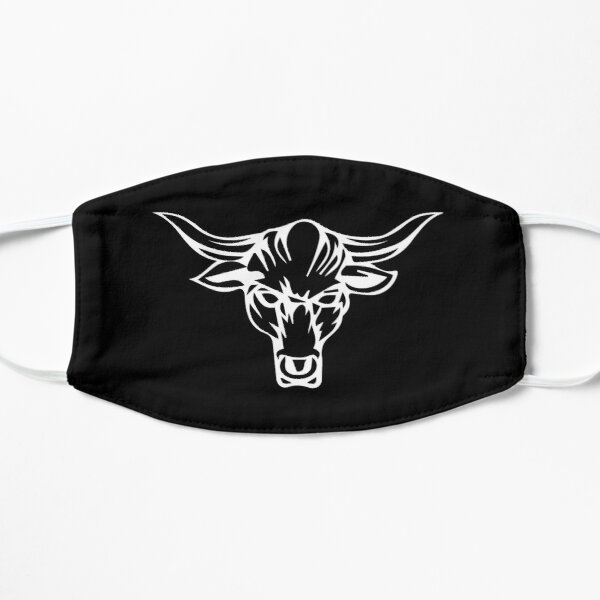 Brahma Bull Flat Mask