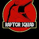 Raptor Squad by KanaHyde