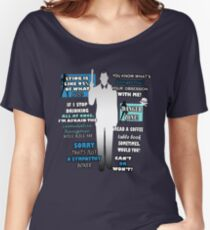 Archer Sterling Women's Relaxed Fit T-Shirt