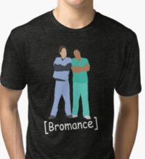 Scrubs- Bromance Tri-blend T-Shirt
