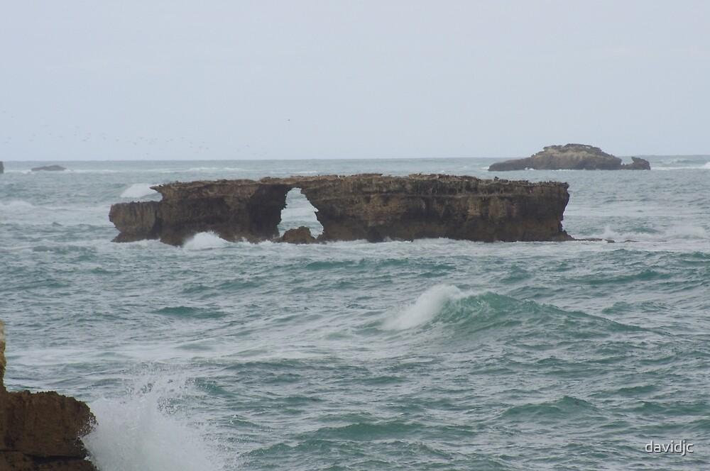 Doorway Rock, Robe South Australia by davidjc