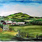 The Farm by Alan Hogan
