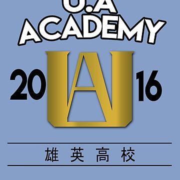 U.A University by Slae