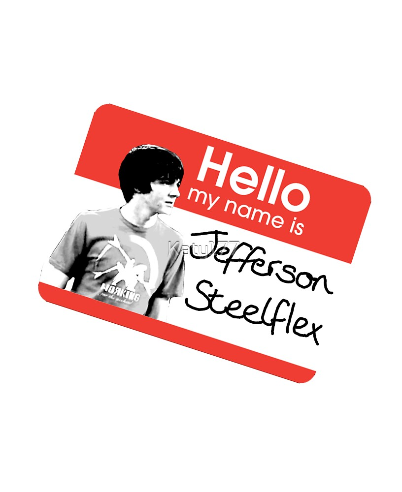 Jefferson Steelflex + Photo - Drake and Josh Inspired by Katy177