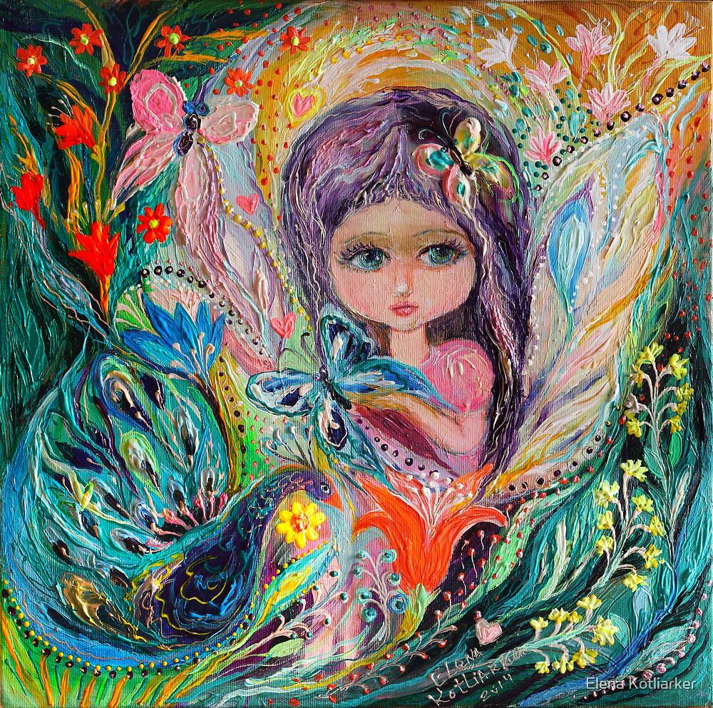 My little fairy Iris by Elena Kotliarker