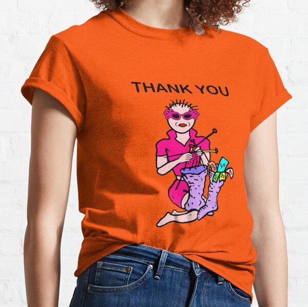Lippy Thank You Classic T-Shirt