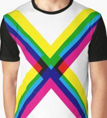 CMYK Graphic T-Shirt