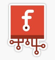 Fritzing design Sticker