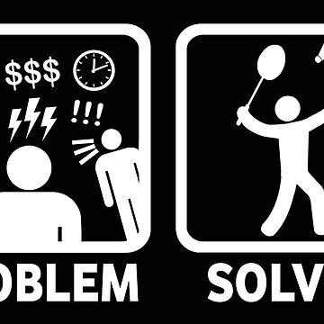 Lustiges Badminton-Problem gelöst von BeyondEvolved