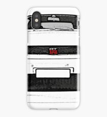 Nissan Skyline R33 GT-R (front) iPhone Case