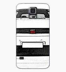Nissan Skyline R33 GT-R (front) Hülle & Skin für Samsung Galaxy