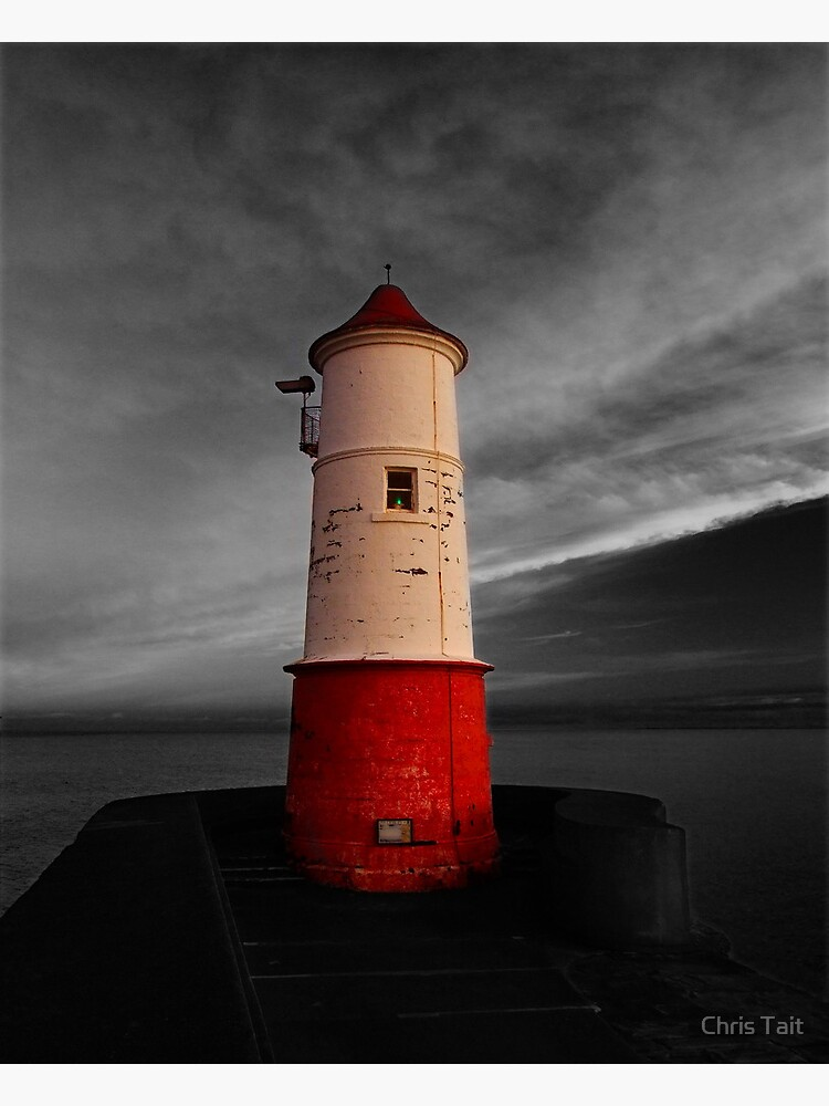 Berwick Upon Tweed Lighthouse by christait