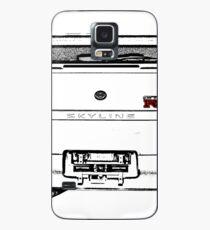 Nissan Skyline R33 GT-R (back) Hülle & Skin für Samsung Galaxy