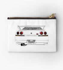 Nissan Skyline R33 GT-R (back) Studio Clutch