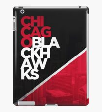 BLACKHAWKS iPad Case/Skin