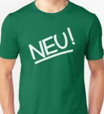 Neu! (white) T-Shirt