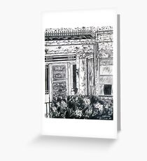 'Room for Rent' Greeting Card