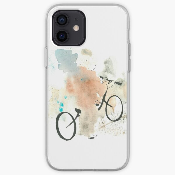 The bike heals everything iPhone Soft Case