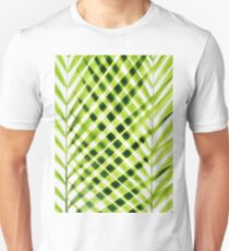 Palm leaves I Unisex T-Shirt