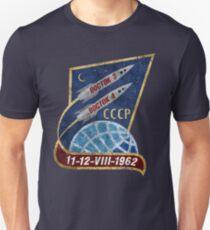 CCCP Boctok 3 & 4 1962 T-Shirt