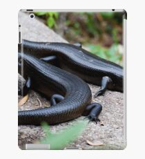 the reptile - kp iPad Case/Skin