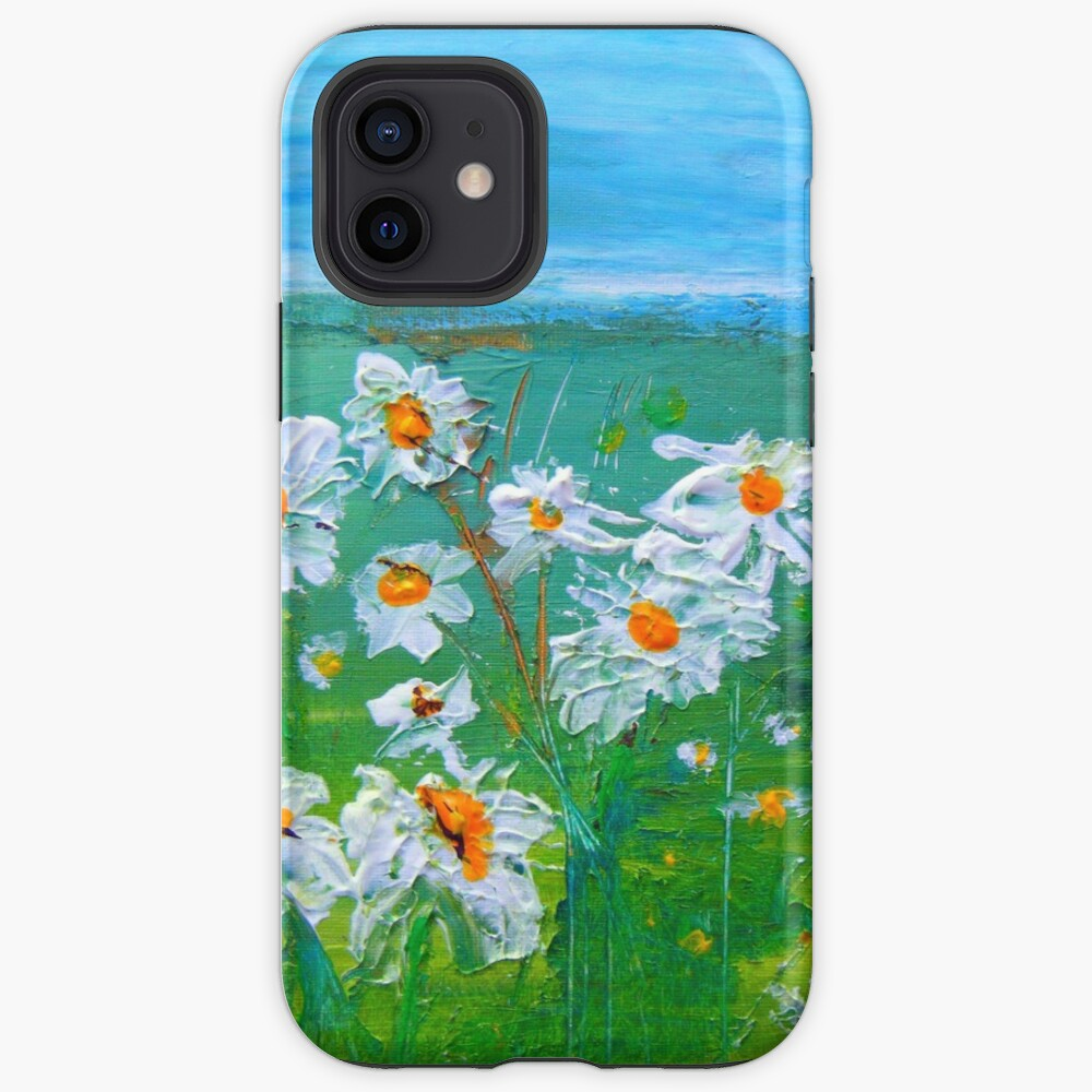 Meadow Daisies iPhone Case & Cover