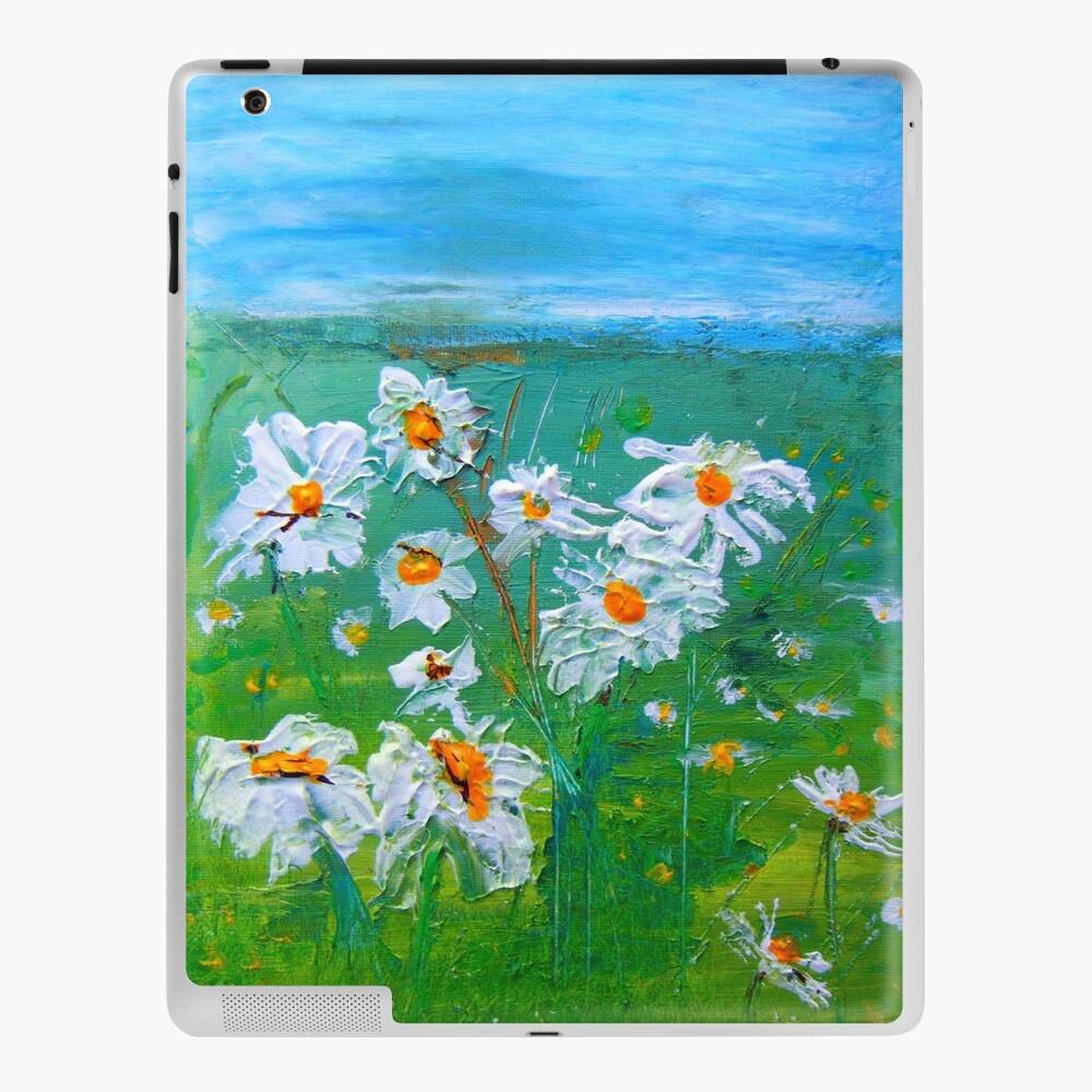 Meadow Daisies iPad Case & Skin