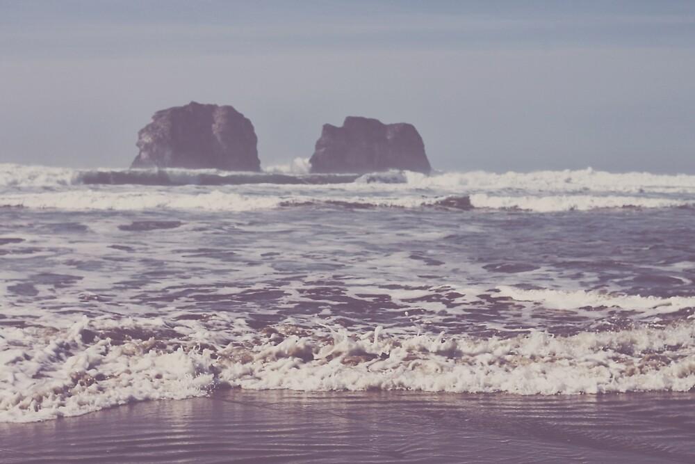 Twin Rocks by Eric Muhr