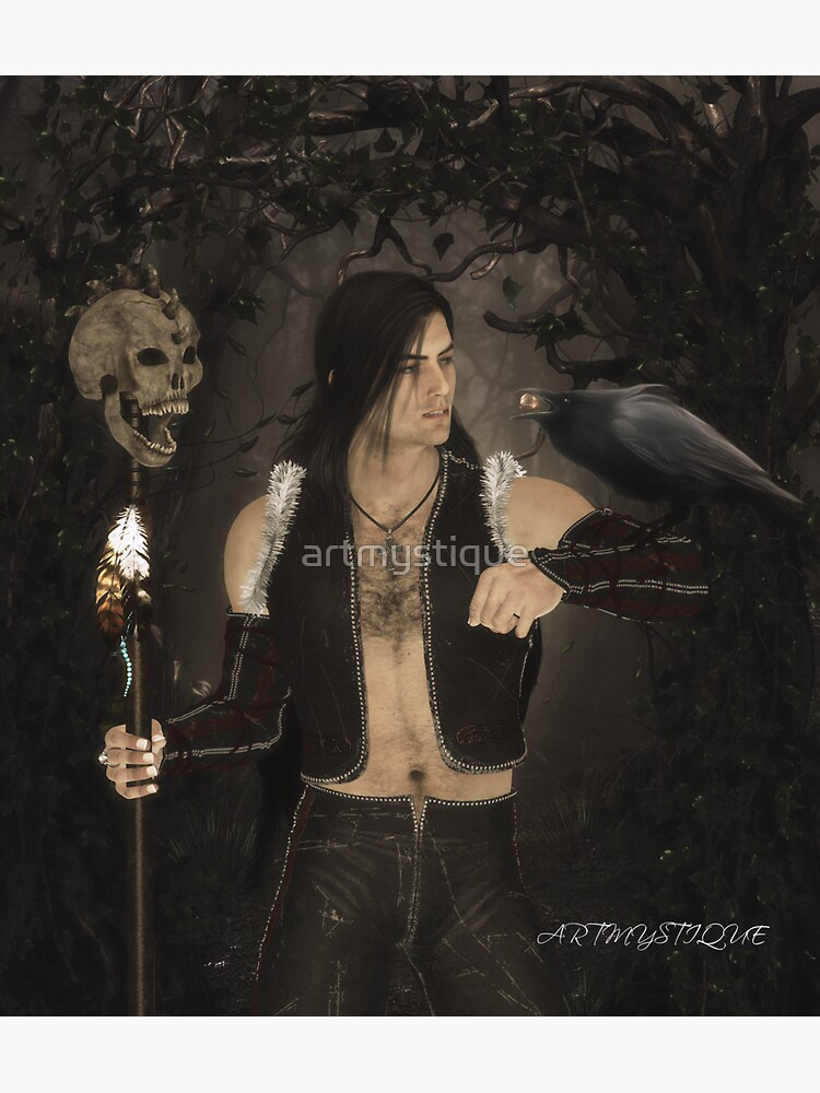Raven by artmystique