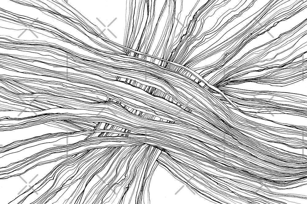 Fibre by Aleksandra Kabakova