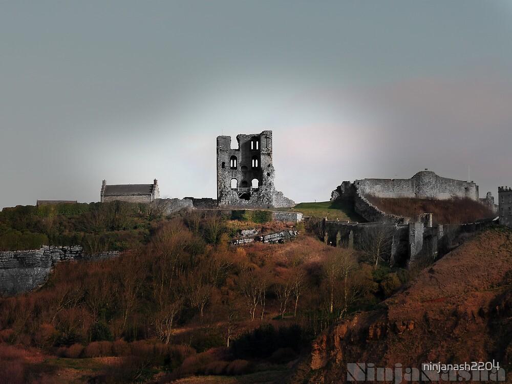 Scarborough Castle!  by ninjanash2204