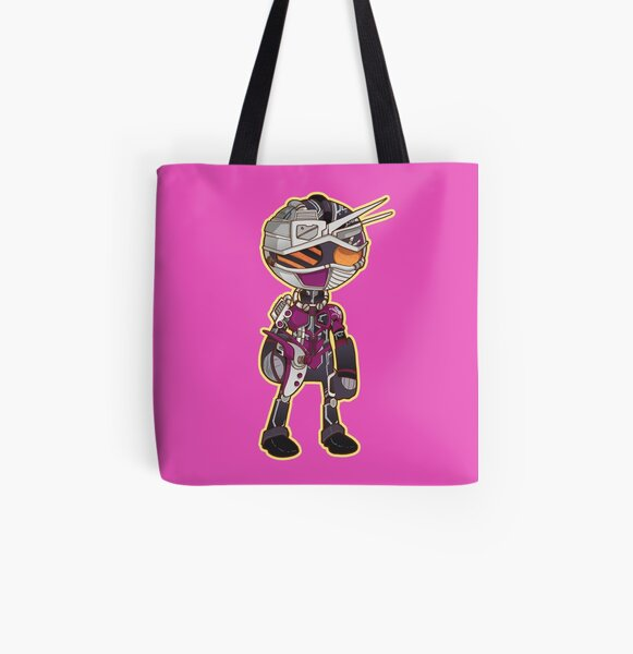 Mashin Chaser (Chase) All Over Print Tote Bag