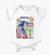 SONIC ADVENTURE!! Kids Clothes