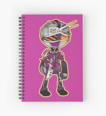 Mashin Chaser (Chase) Spiral Notebook