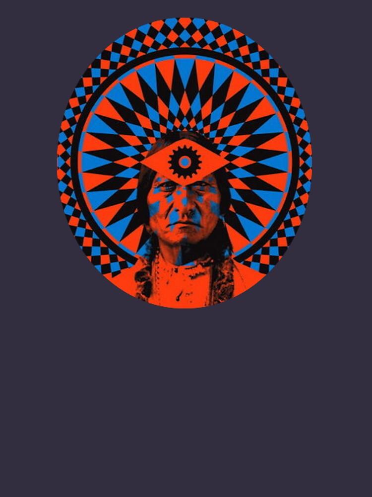 Indian kaleidoscope by Galvanize68