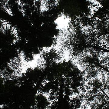 Under Tree by durzarina