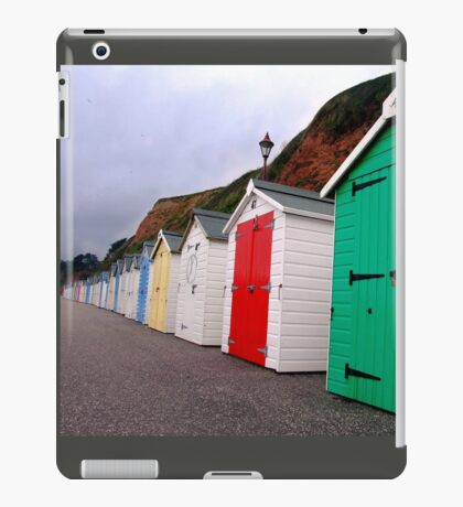 Beach Huts - Seaton iPad Case/Skin