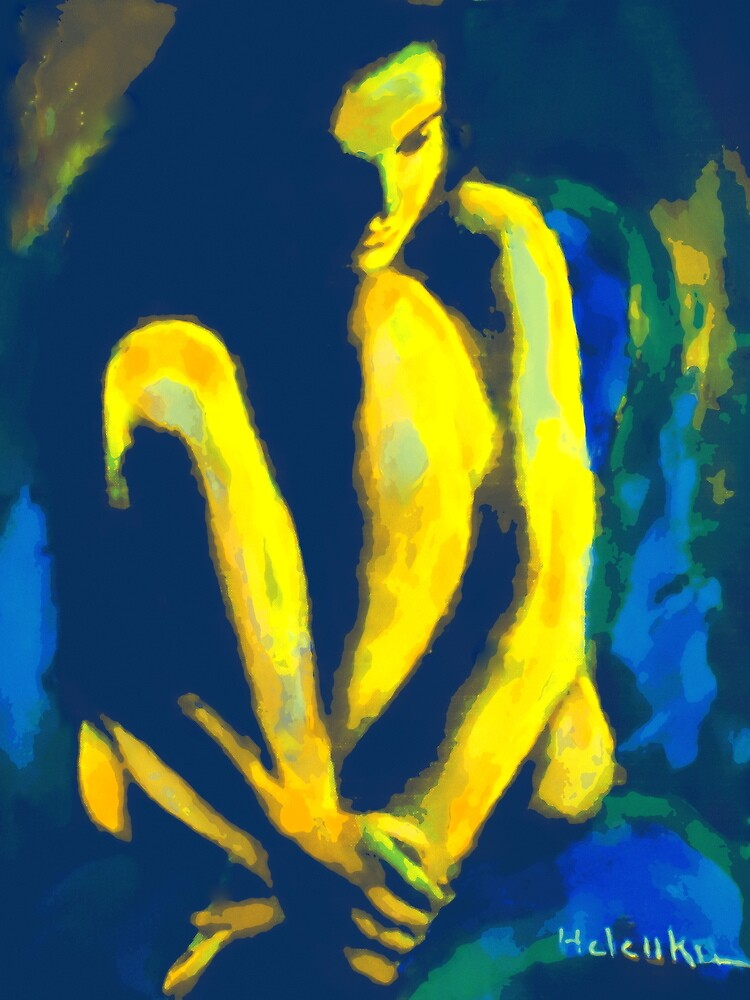 """Nocturnal reverie"" by Helenka"