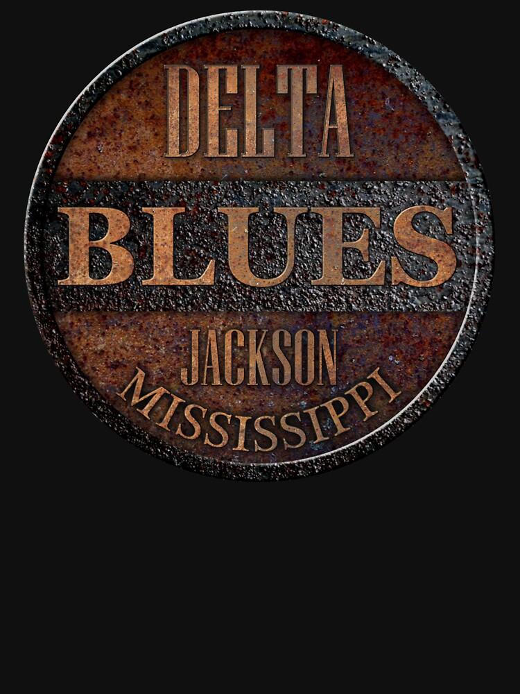 Rusty delta blues by Dardman