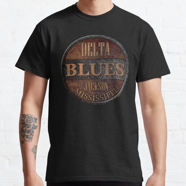 Rostiger Delta-Blues Classic T-Shirt