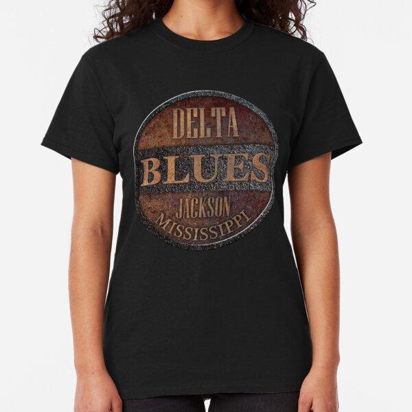 Rusty delta blues Classic T-Shirt
